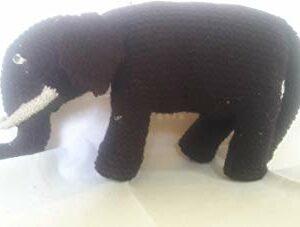 Wollen Elephant